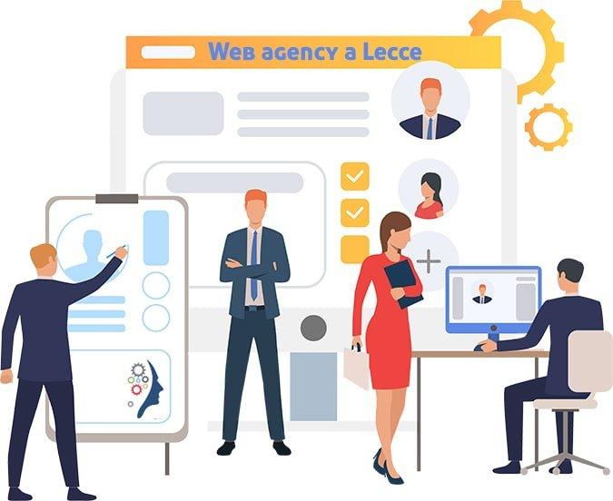 Web agency a Lecce