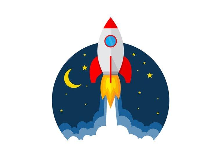 Preventivo sito web rocket