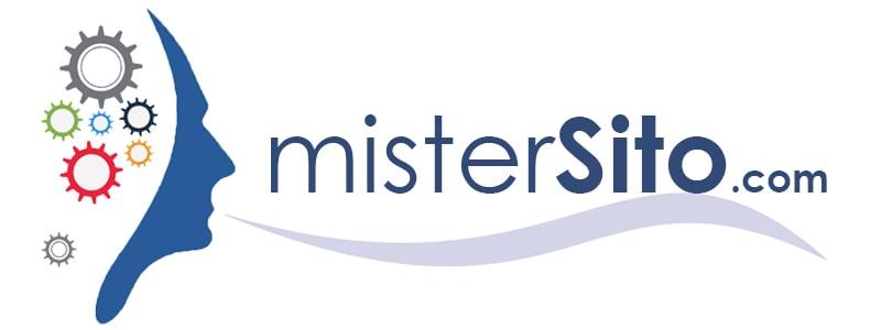 Logo mister sito