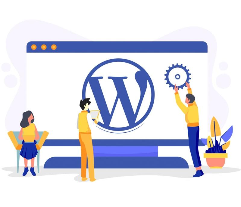 Preventivo sito web wordpress