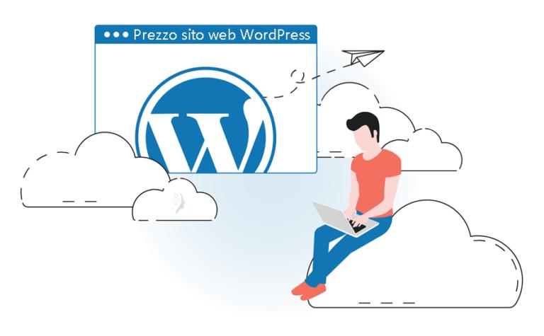 Prezzo sito wordpress