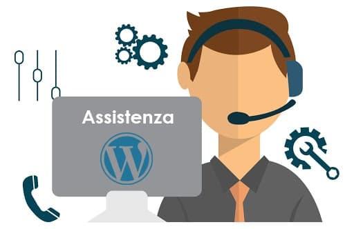 WwordPress assistenza telefonica