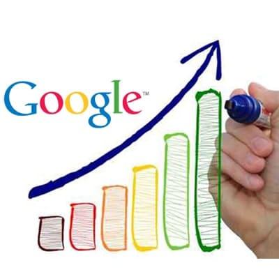 Servizi di posizionamento Google