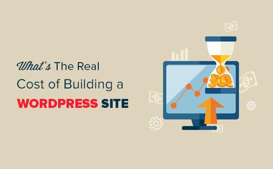 costo sito web wordpress
