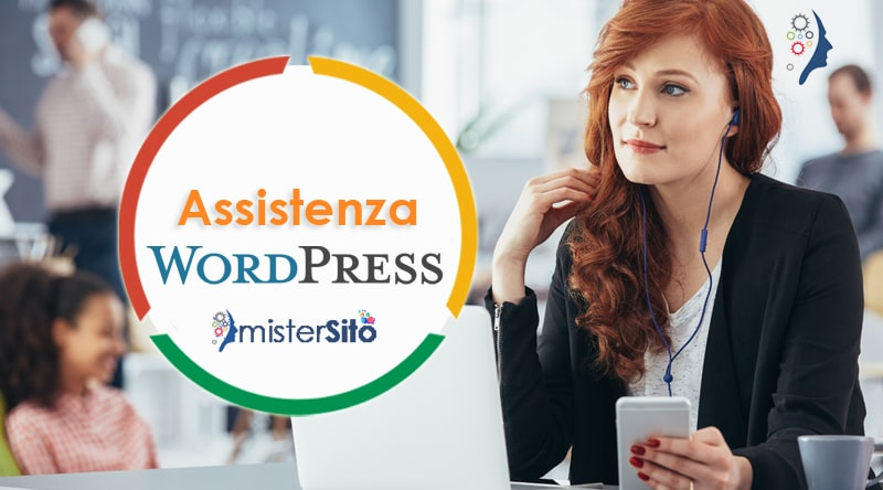Assistenza wordpress online