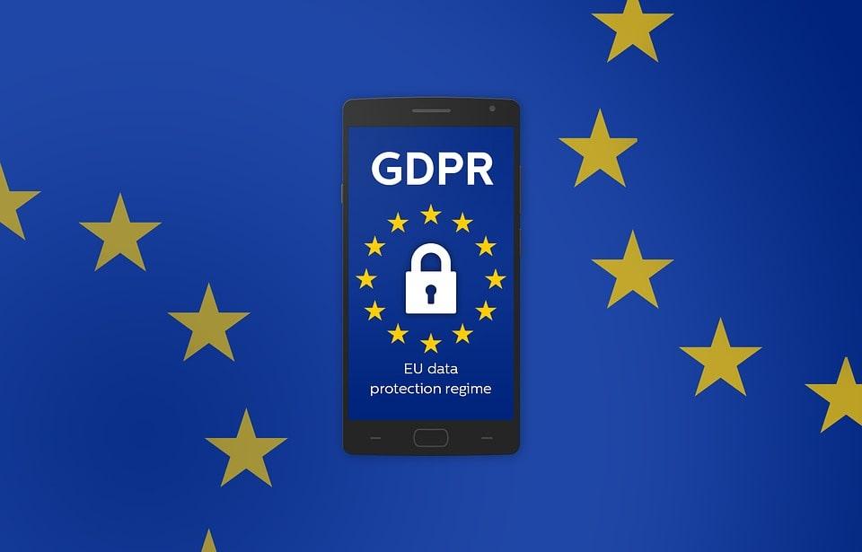 GDPR per siti web