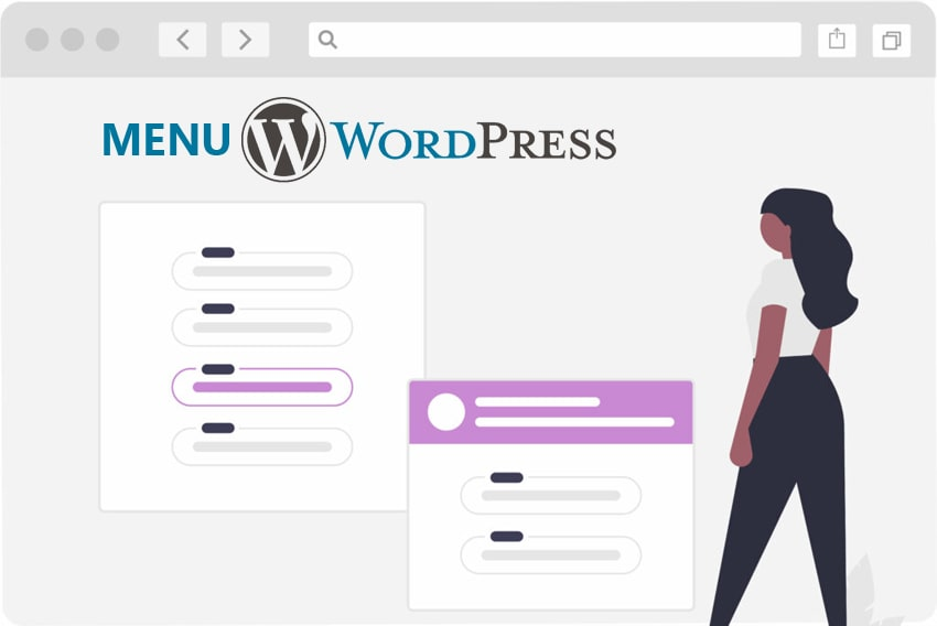 Creare menu wordpress