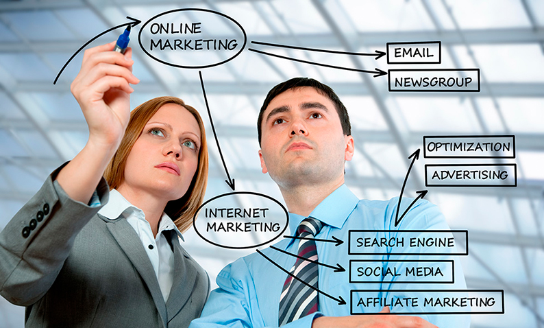 Marketing online Lecce