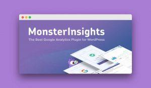 MonsterInsights plugin Wordpress