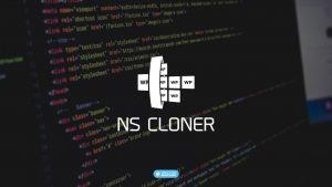 NS Cloner per creare copie