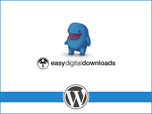 WordPress-easy-digital-downloads